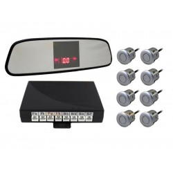 SVS LCD-088-8 8 датчиков black; silver; white
