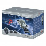 Защита от угона«APS ZX-35 Pro T2 Silver            б/с, пейджер не ж/к »