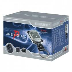 APS ZX-35 Pro T2 Silver            б/с, пейджер не ж/к