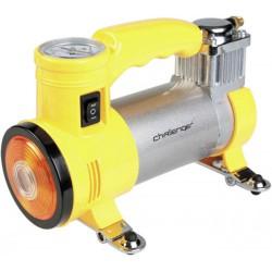 Challenger CHX-302 (компрессор с сигнальным фонарем, комплектом съемных насадок и сумкой для хранения; мощность 150Вт, макс. давление 7А)
