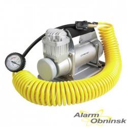 Challenger CHX-306 (компрессор с комплектом съемных насадок и сумкой для хранения, воздушным фильтром и автоматической системой защиты от перегрева; мощность 250Вт, макс. давление 10А)
