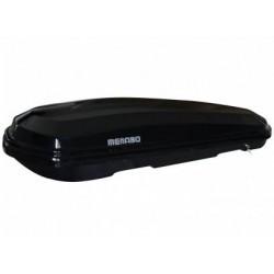 Автомобильный бокс Menabo Diamond 500 (209x79x37) 500 L (Черный глянец)