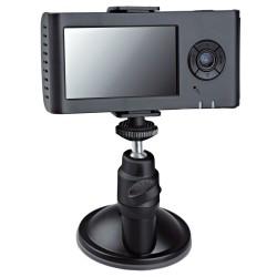"CHALLENGER GVR-520 (HD 720p + внутрисалонная камера, датчик движ., HDMI-выход, поворотное мет.крепл. 360"")"